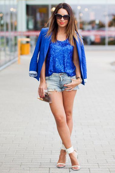 Cobalt Blue | Women's Look | ASOS Fashion Finder