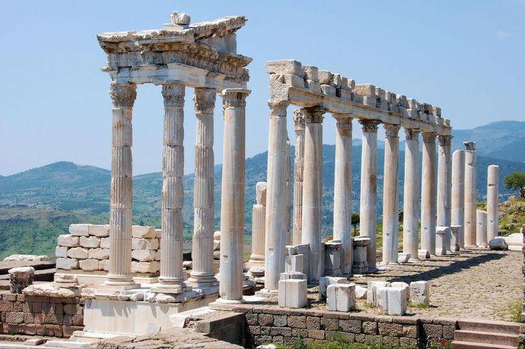 Pergamum tour