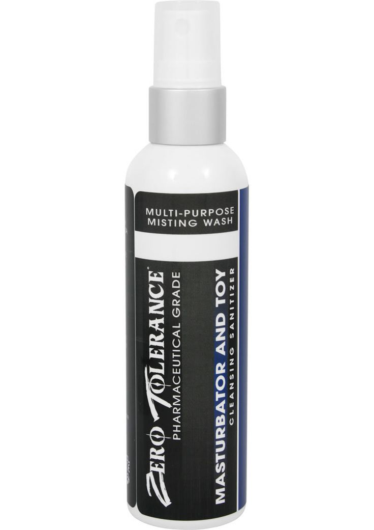 Buy Zero Tolerance Masturbator And Toy Cleansing Sanitizer Spray 4 Ounce online cheap. SALE! $7.49