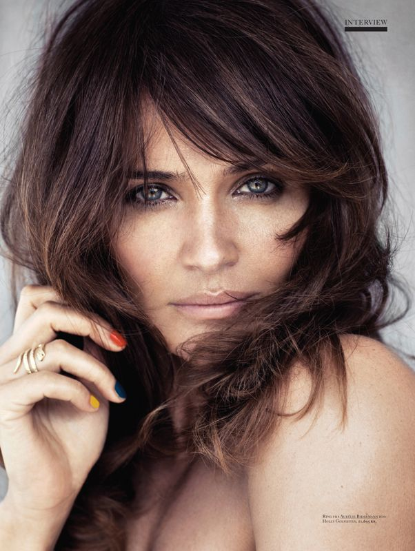 Honer,Akrawi,Helena Christensen serpent ring                                                                                                                                                                                 More