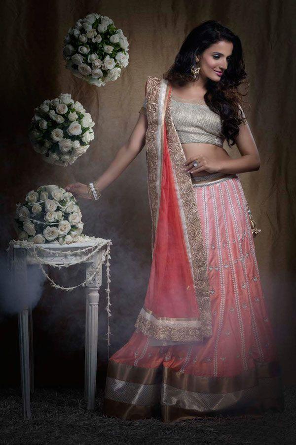 MyShaadiin Indian Bridal Wear By Casa 9 India