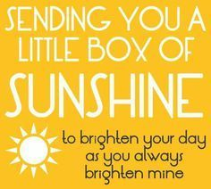 good morning love quotes sunshine