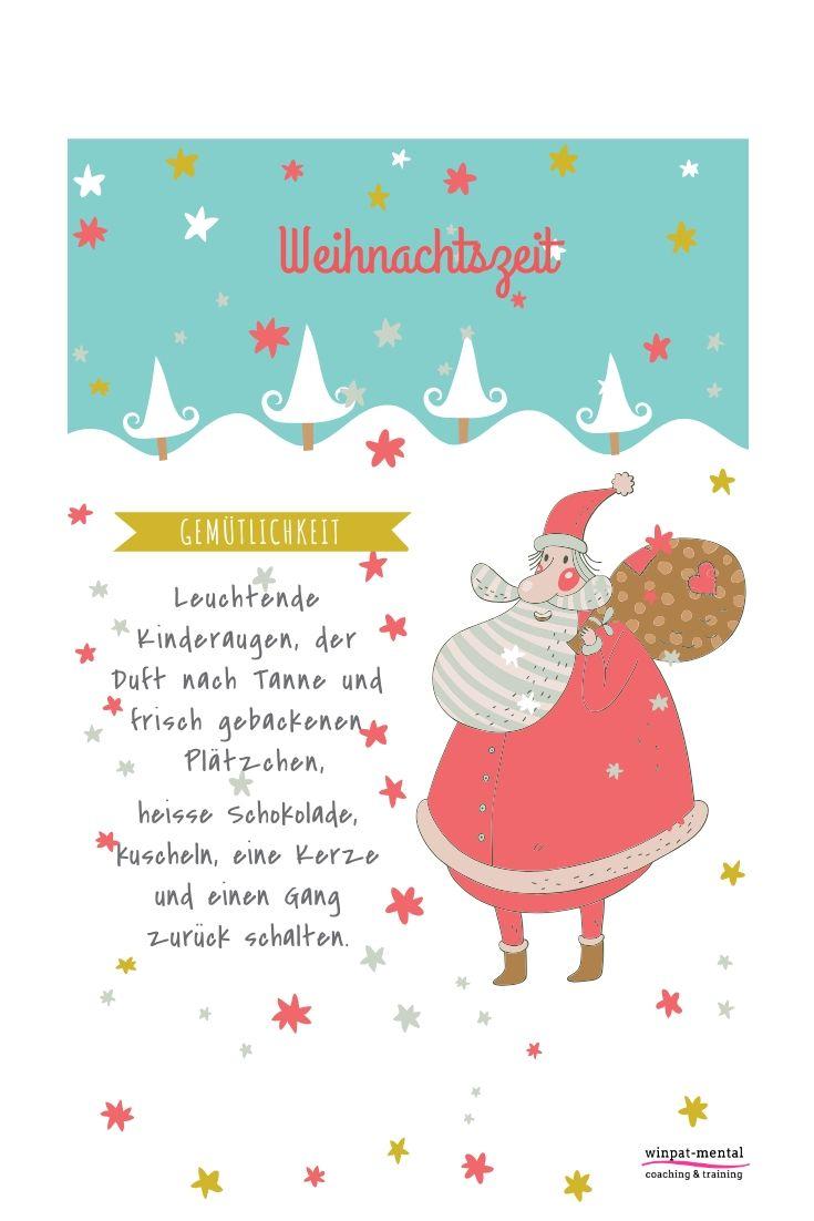 Adventskalender 2018 Winpat Mental Com Weihnachten Spruch Adventkalender Weihnachtszeit