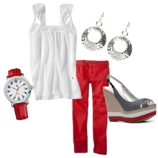 4th of july ladies clothing