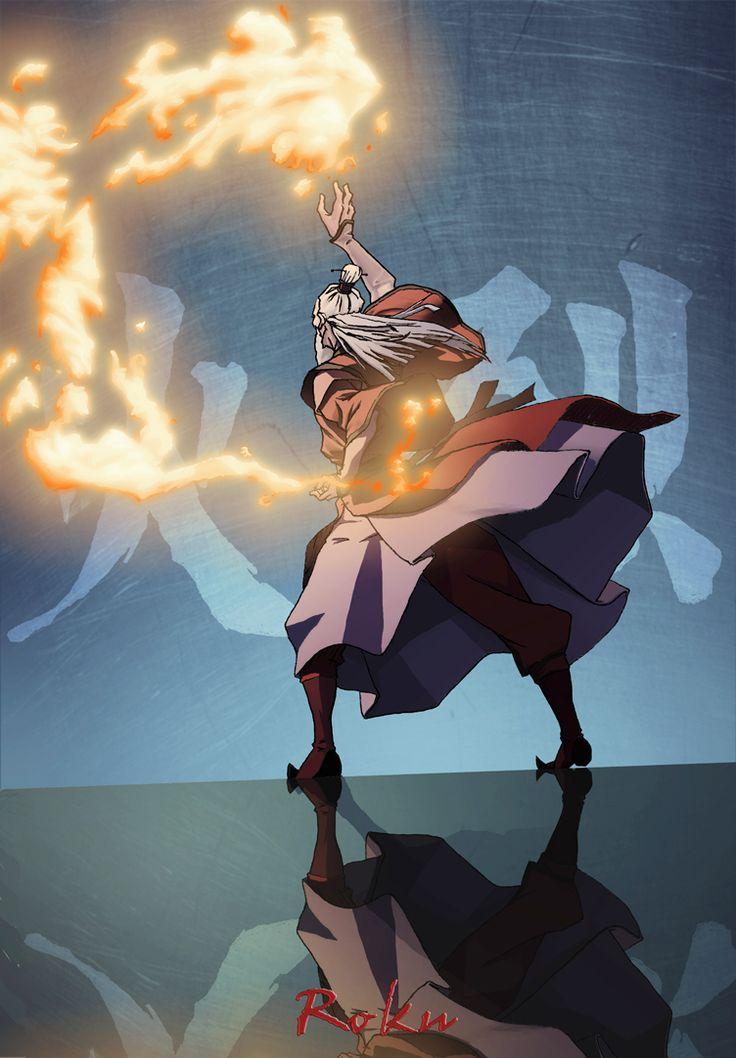Roku: Fire | Avatar: The Last Airbender/Legend of Korra ...