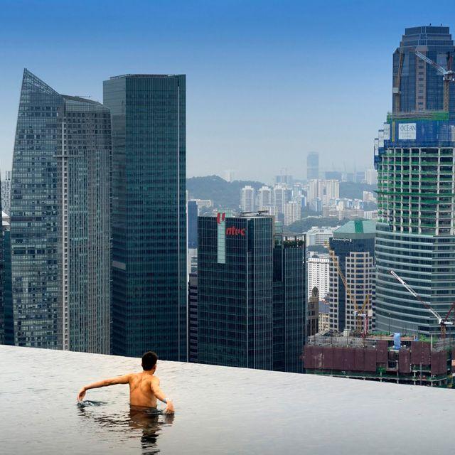 Fancy - Marina Bay Sands Hotel @ Singapore