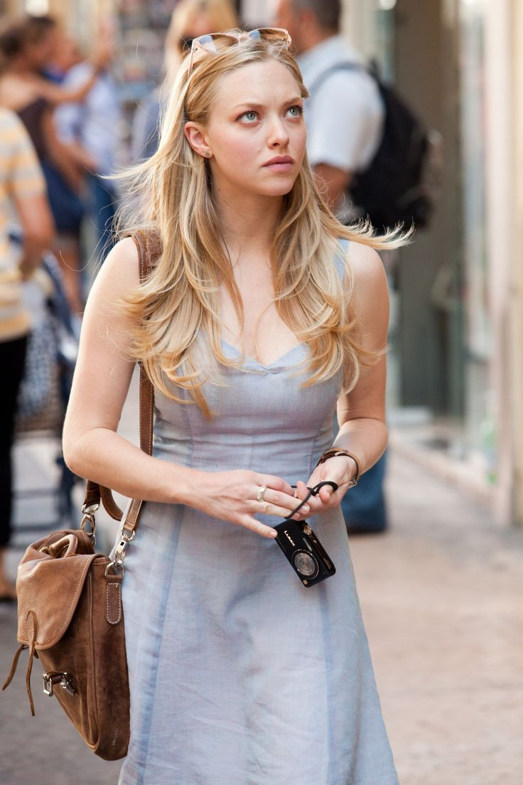 "Amanda Seyfried in ""Letters to Juliet"""