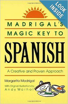 15 best 9th grade spanish 1 images on pinterest spanish classroom madrigals magic key to spanish a creative and proven approachmargarita madrigal fandeluxe Choice Image