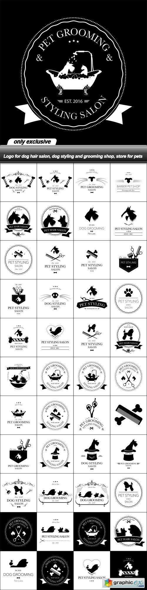 Les 25 meilleures id es de la cat gorie salon toilettage sur pinterest salon de toilettage - Le salon de toilettage petshop ...