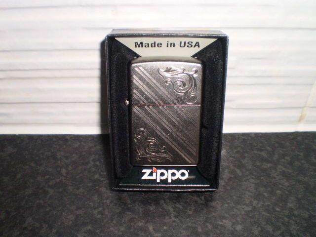 Zippo  Lighter Themed Florentine 1974