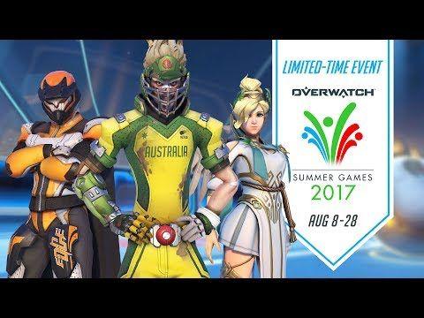 Overwatch - Summer Games 2017 Launch Trailer