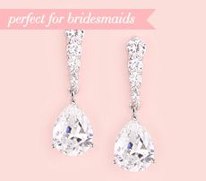 Lori Bridal Earrings