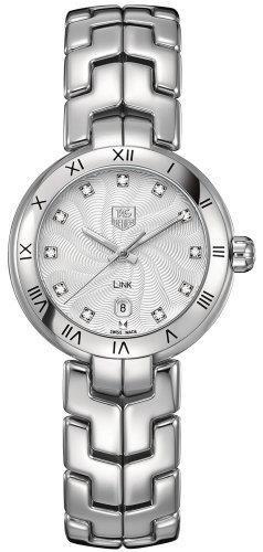 Best Rated Watches 5: Tag Heuer Link Diamond Mother of Pearl Steel Ladies Watch WAT1411.BA0954, via best watch brands 2013 http://www.facebook.com/photo.php?fbid=169732353193784=a.166821456818207.1073741831.153836184783401=1=1