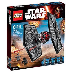 LEGO® Star Wars™ First Order Special Forces TIE Fighter™ 75101 – Target Australia