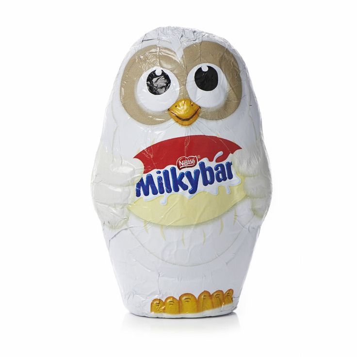 Nestle Milkybar Snowy Owl Pinned By Www Myowlbarn Com Owl
