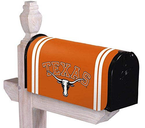 University of Texas Logo Magnetic Mailbox Cover ** Learn more by visiting the image link.