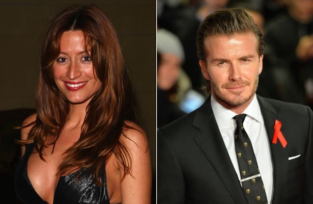 Rebecca Loos claims to have bedded David Beckham in 2004, even though David Beckham was married to Victoria at the time