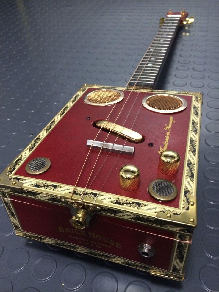 84 best cigar box guitar projet images on pinterest guitar building cigar boxes and guitars. Black Bedroom Furniture Sets. Home Design Ideas