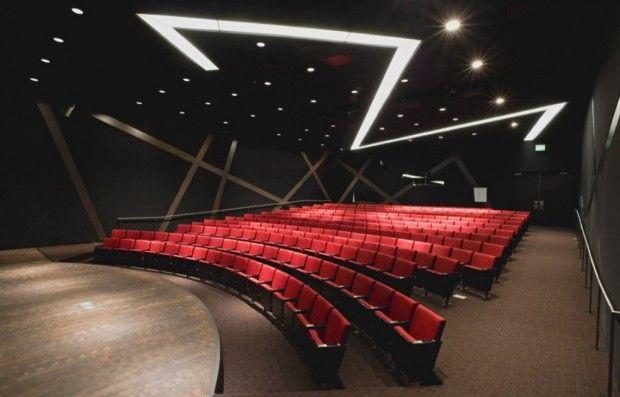 dope auditorium: denver art museum.