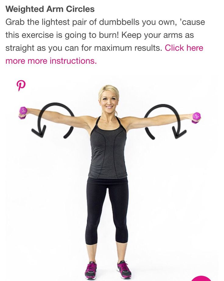 Get Rid Of Those Bat Wings! 17 Of The Best Excersize  To Tone Your Arms!  #tipit