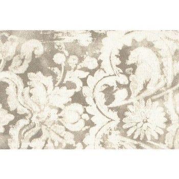 Een prachtige stof van 100% katoen met een vintage uitstraling en een vleugje barok. Schitterend te combineren met bijvoorbeeld de Stanfield...