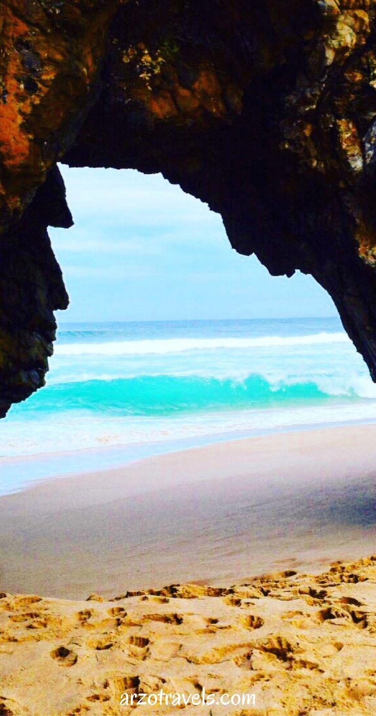 5 day trip ideas from Lisbon, Portugal (other than Sintra) 1.Adraga Beach.
