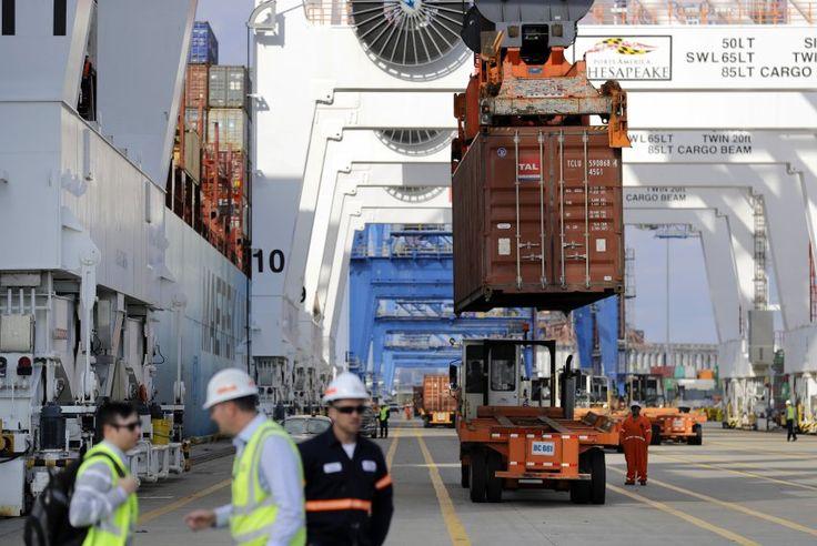 News - Tipp:  http://ift.tt/2w6a4fA Außenhandel: US-Leistungsbilanz weist 123 Milliarden Dollar Defizit auf