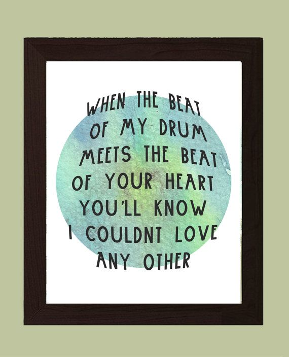Young The Giant Beat of my drum Beat of your by AwakeYourSoul