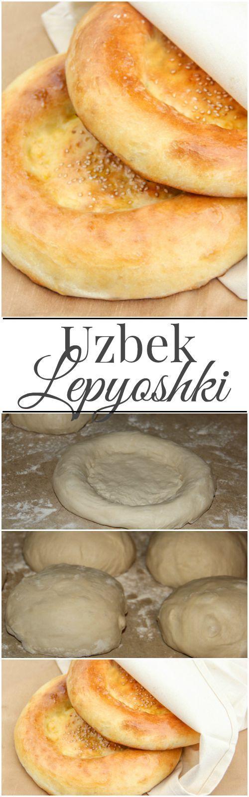 #ウズベキスタン の #レピョーシキ。Uzbek Lepyoski. ValentinasCorner.com/: