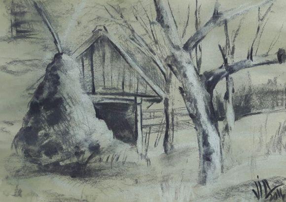 heystack (sketch)