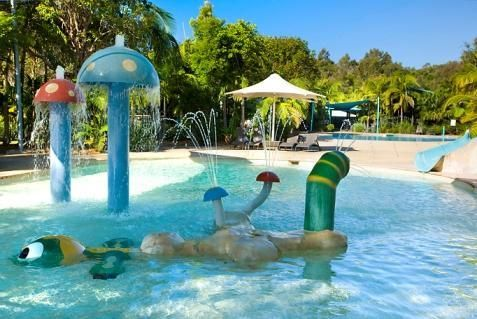 Angourie rain forest resort #holiday