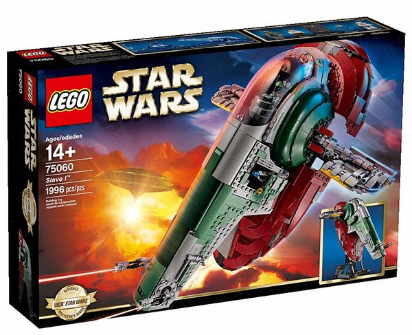 Video Of The Lego UCS Slave I Shows Just How Awesome This Set Really Is
