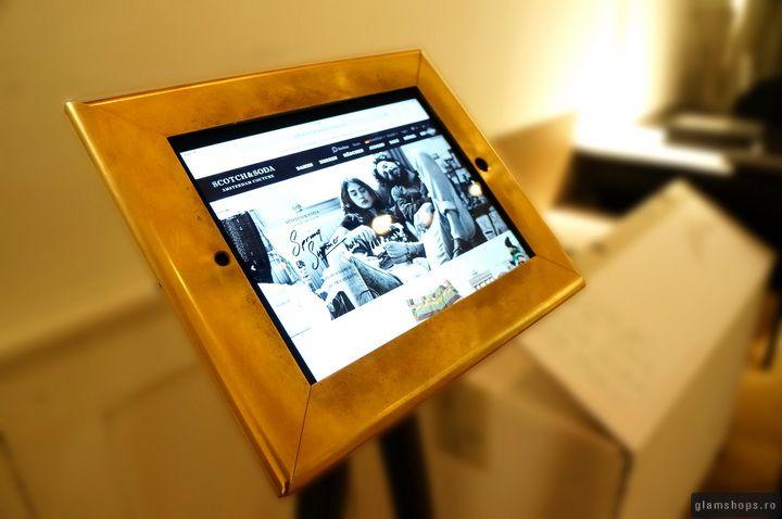 scotch soda store design in mannheim germany digital. Black Bedroom Furniture Sets. Home Design Ideas