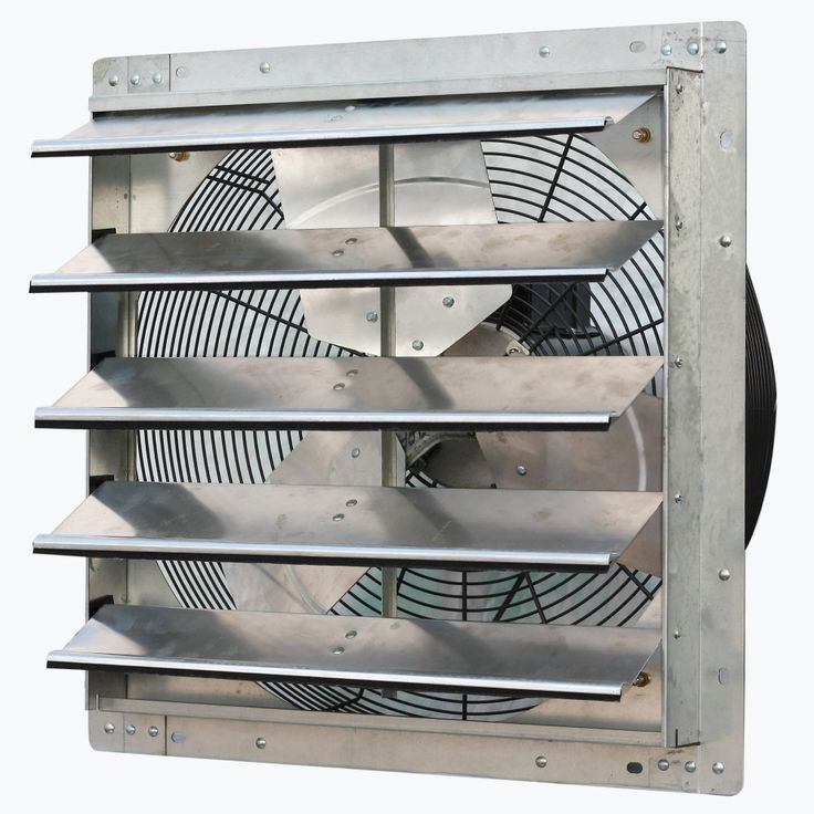 Create Photo Gallery For Website USA iLIVING inch Variable Speed Shutter Wall Mounted Exhaust Fan