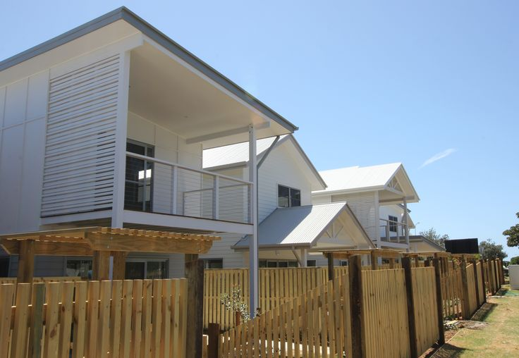 Kingscliff townhouse project.