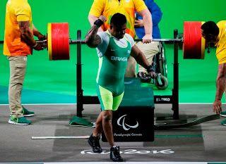 Blog Esportivo do Suíço:  É prata! Evânio da Silva repete Toronto 2015 e vai ao pódio do halterofilismo