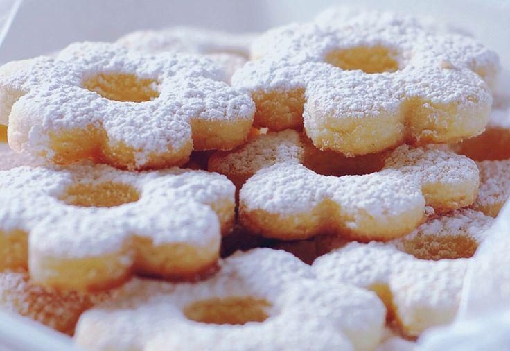 Sweet Life: Canestrelli Homemade