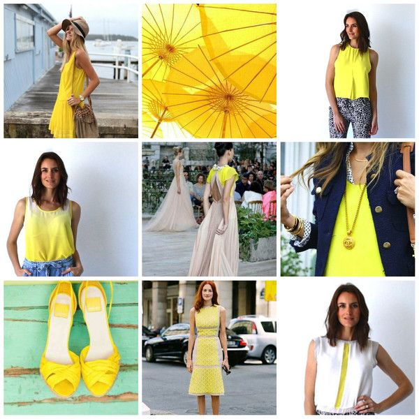 Spring Yellow | Dress Temple