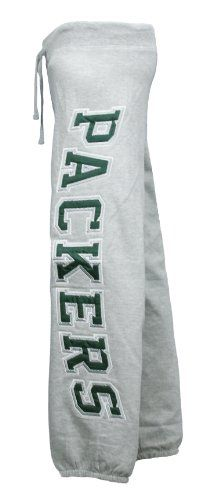 NFL Team Apparel Green Bay Packers Girls Heathered Fleece Pants - List price: $45.00 Price: $17.50