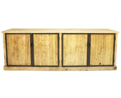 Asma Sideboard (Antique Bleach)