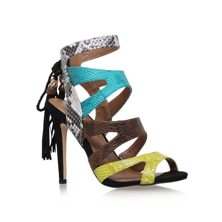 Green High Heel Shoes Uk