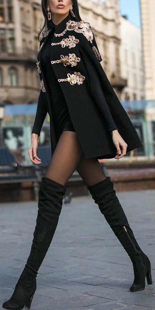 British Wind Cloak Coat