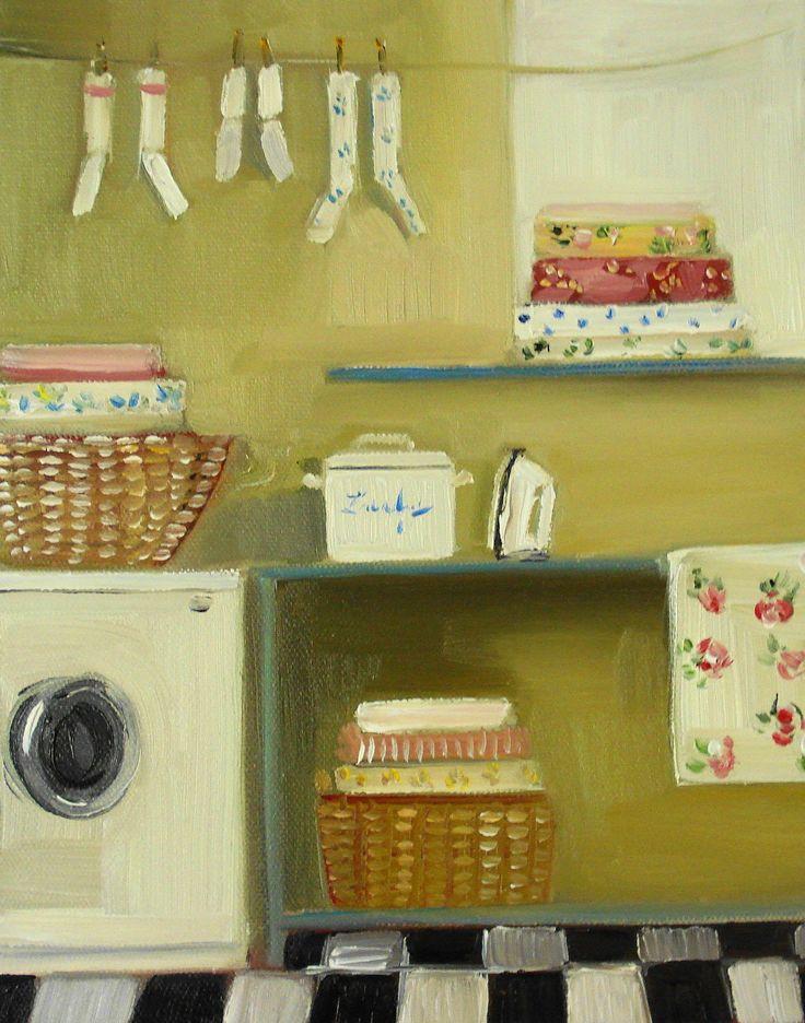 Socks ~ Janet Hill