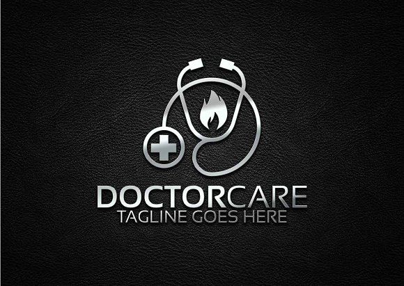 Doctor Care Logo by Josuf Media on @Graphicsauthor