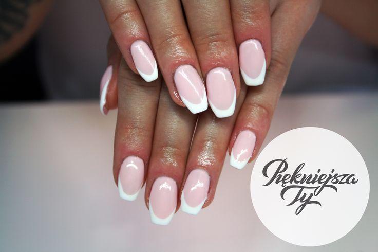 #manicure #hybryda #paznokcie #skierniewice #zdobienie #nails #nailart #piekniejszaty #french