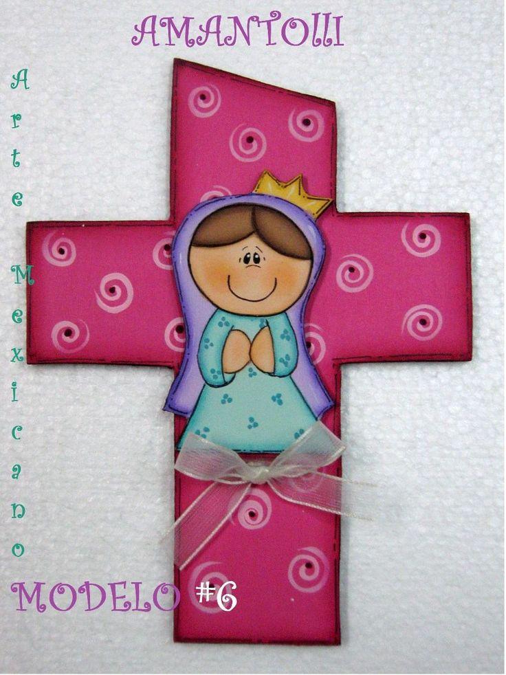 cruces-para-primera-comunion-en-madera-para-recuerdos-15447-MLM20102759583_052014-F.jpg (899×1200)