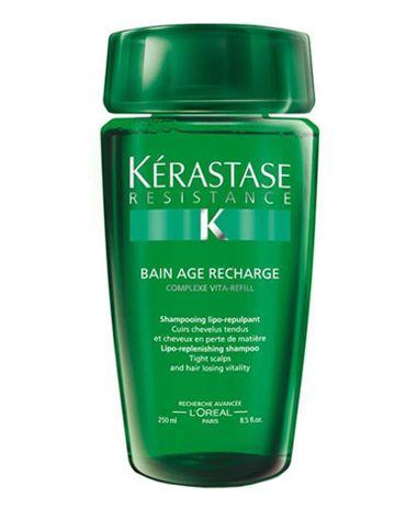 Kerastase Resistance Age Recharge Şampuan - Yaşlanma Karşıtı Enerji Şampuanı 250 ml Canlılığını kaybetmiş saçlar için kullanımı uygundur. Zamanla yapısı bozulan ve kuruyan saçları nemlendirir. Saçı kökten uca kadar güçlendirir. Zamanla sertleşen saç tellerini yumuşatır. Günlük kullanıma uygundur.  www.elizehair.com   email:elizehair@hotmail.com