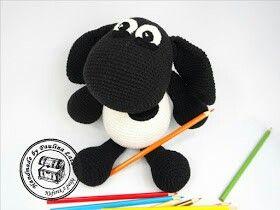 Timmy the Lamb amigurumi free crochet pattern :)