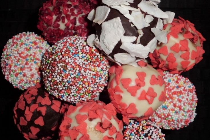 Sallys Blog - Cakepops - die leckere, bunte Verführung :)