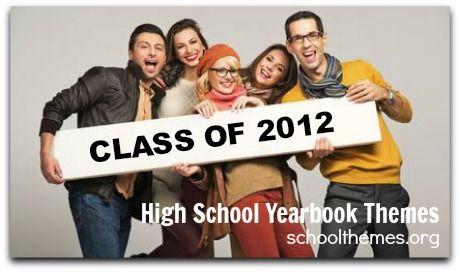 yearbook ideas | high school yearbook ideas